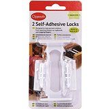 2 Self Adhesive Locks - Clippasafe