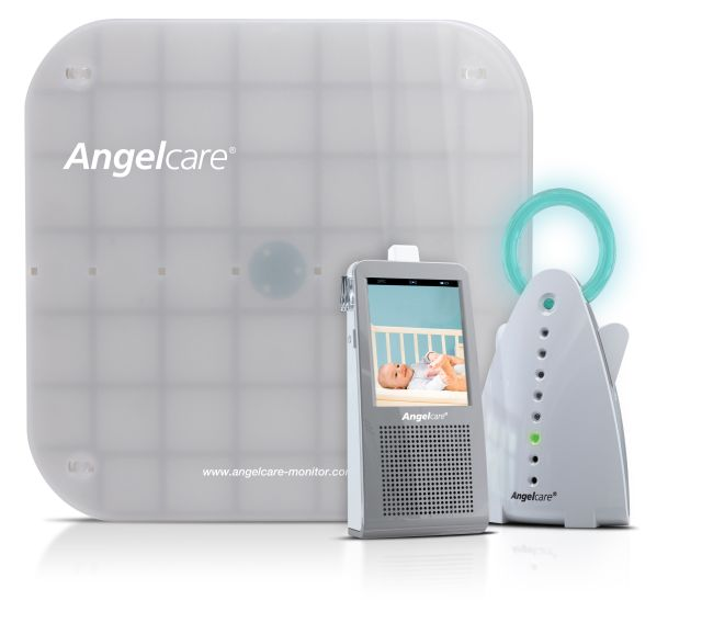 Angelcare AC1100 - 3in1 digital video, sound and movement monitor