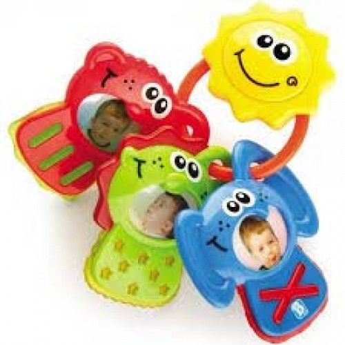 B Kids Musical Teething Photo Buddies - SALE
