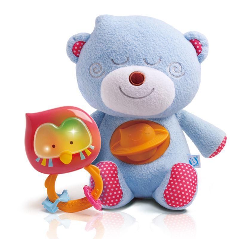 B Kids Watch Over Me Bobbee Snuggle Bear - SALE