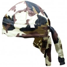 Baby Banz Bandanas - Brown Camo only - SALE