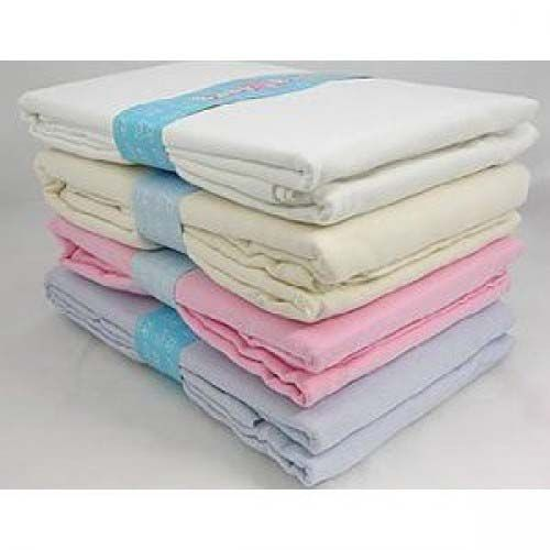 Baby Basics Fitted Sheet COTBED Size