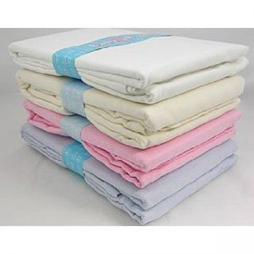 Baby Basics Fitted Sheet PRAM Size