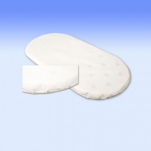 Babywise Foam Crib/Moses mattresses - Oval