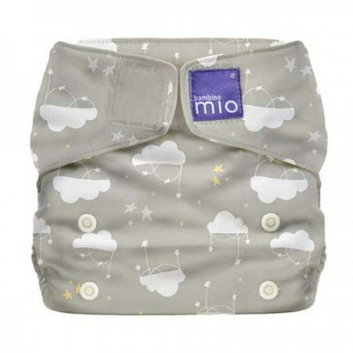 Bambino Mio MioSolo Nappy (all-in-one) - various patterns