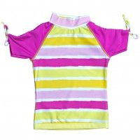 Banz UV Short sleeved swim shirt Blossom - 2yr+ only - SALE