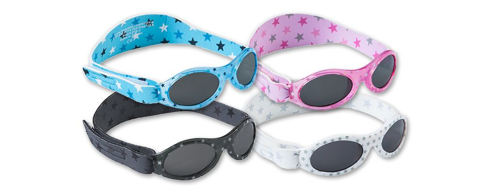 Banz with Dooky Stellar Sunglasses 0-2 yrs