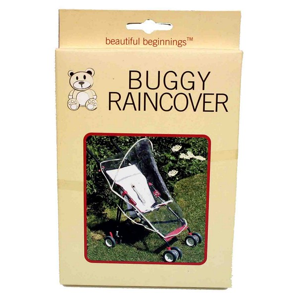 Beautiful Beginnings Buggy Raincover
