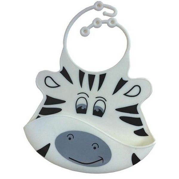 Bibisili Catch All Rollable Animal Bibs