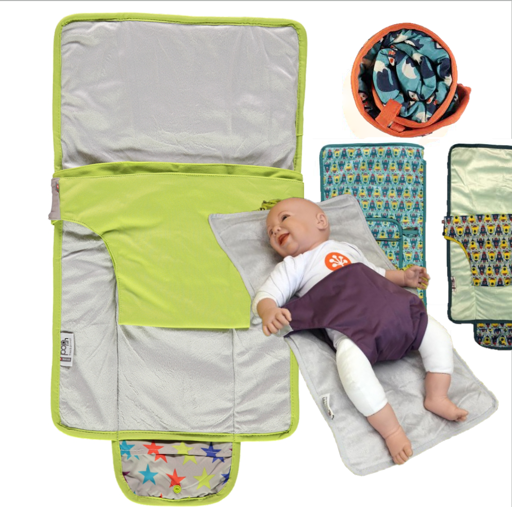 Close Pop-in Free and Dri Massage / Change Mat - various designs
