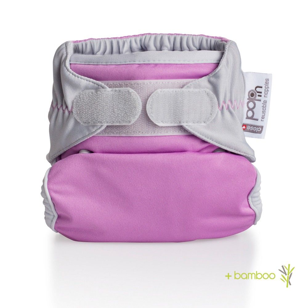 Close Pop-in New Gen V2 SINGLE Nappy +bamboo - 3 colour options