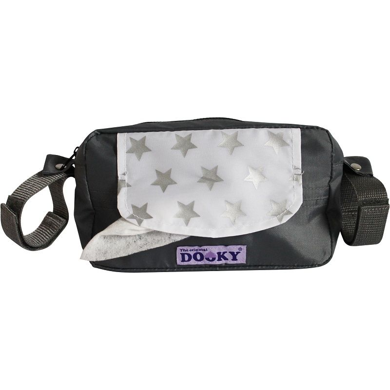 Dooky Travel Buddy Silver Stars