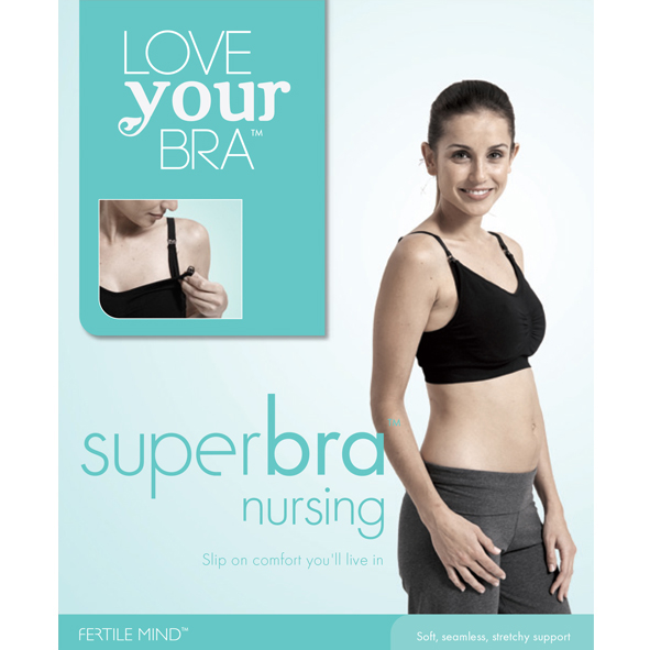 Fertile Mind Supper Bra Nursing