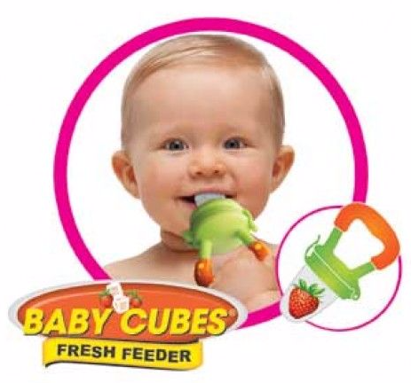 Happy Mummy Baby Cubes Fresh Feeder