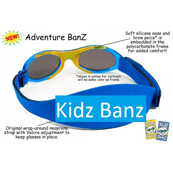 Kidz Banz sunglasses - 2-5yrs (Baby Banz, but bigger) - SALE