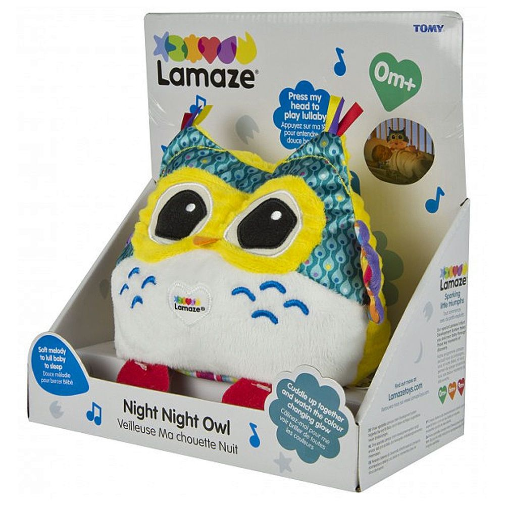 Lamaze Nighlight - Night Night Owl