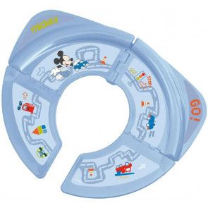 Solution Folding Travel Toilet Seat - Mickey Mouse - SALE