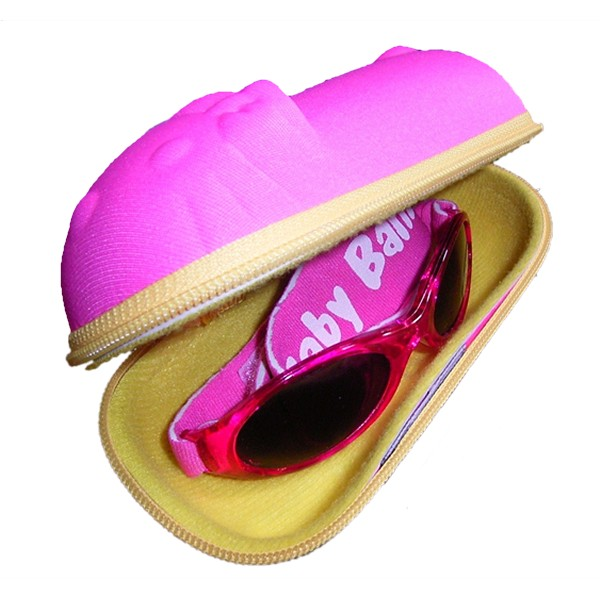 Sunproof Carry Case Pink Hippo